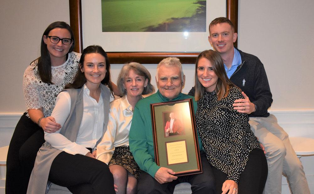 Ouimet Fund Remembers Tom Riordan