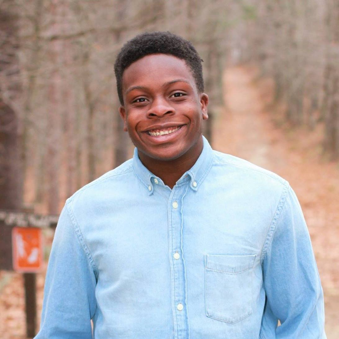 Ouimet Scholars in the Community: Kenneth Amoah '22
