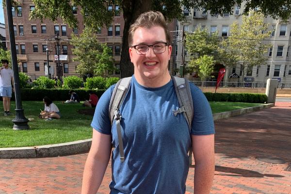 Scholar Spotlight: Mike Kareores