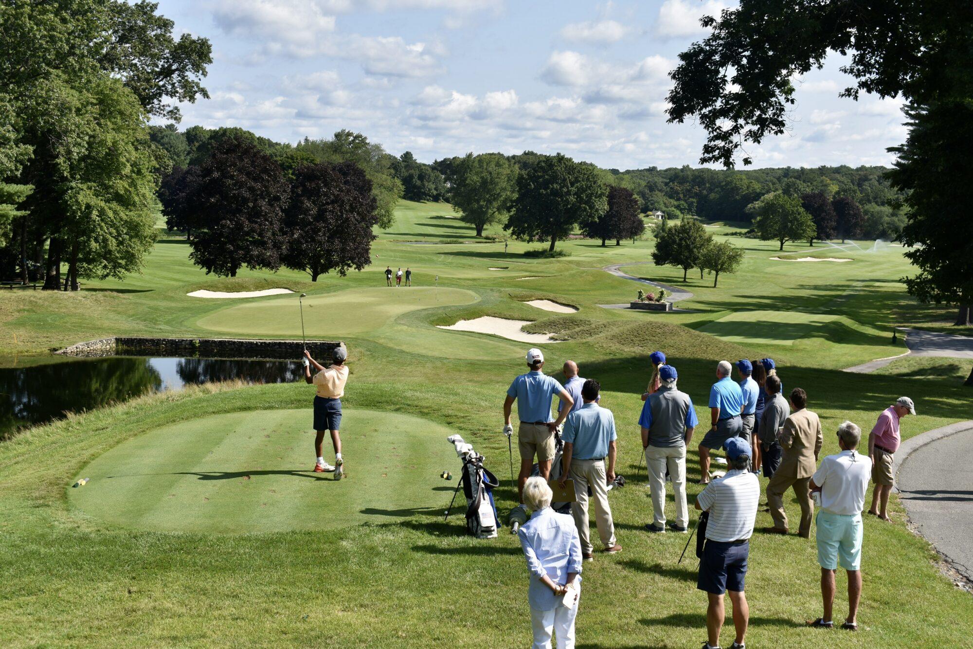 2021 Wellesley Country Club Golf Sprint